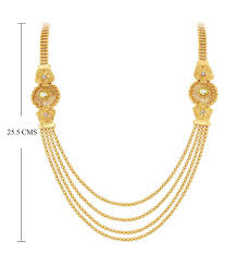 gold long necklace set images Sukkhi golden necklace set buy sukkhi golden necklace set online jpg