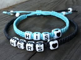 couples bracelet boyfriend jewelry girlfriend jewelry lovers