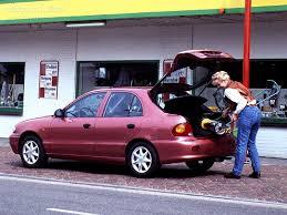1998 hyundai accent specs hyundai excel 5 doors specs 1994 1995 1996 1997 1998