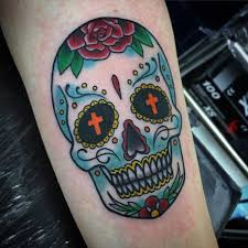 101 best sugar skull tattoo design ideas u2013 spooky u0026 sweet