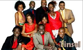 Cast Of Seeking Tinsel Tinsel Tv Series Airs 2000th Episode Daily Times Nigeria