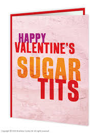 rude valentines cards sugar s day rude card brainboxcandy