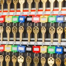 Key Cabinets Small Assorted Key Tags 50 Pack For Key Cabinets By Barska