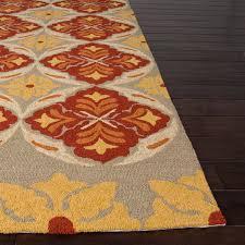 Small Yellow Rug Jaipur Rugs Barcelona Malta 2 X 3 Indoor Outdoor Rug Red Yellow