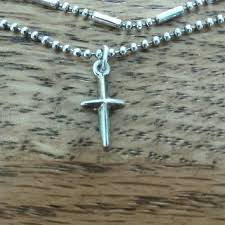 jewelry silver cross necklace images 43 off premier designs jewelry silver cross necklace from jpg