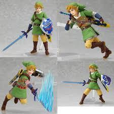 Skyward Sword Map The Legend Of Zelda Skyward Sword Link Figma Action Figure