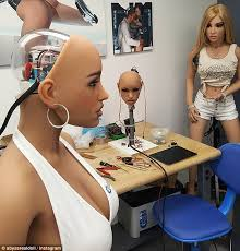 hackers could order sex robots to kill their human lovers daily
