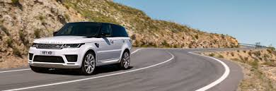 green range rover 2018 range rover sport new infotainment promised phev lead the