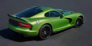 build dodge viper edition vipers sell out so fast that dodge is building more
