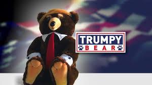 Usa Flag Cape Trumpy Bear 22