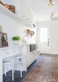 kitchen decorating ideas with accents home tour a home in bright whites and vintage accents