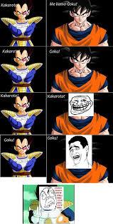 Goku Memes - goku meme subido por luisyoko memedroid