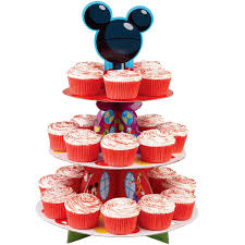 mickey mouse halloween cake disney mickey mouse clubhouse cupcake stand birthdayexpress com