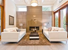 Brown Accent Wall by Luxury Mixed Siding Custom Made Media Wall Scatter Cushions