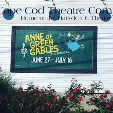 anne of green gables the musical at cape cod theatre company in