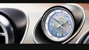 bentley bentayga interior clock we u0027ve just driven the world u0027s first diesel bentley gq india gq