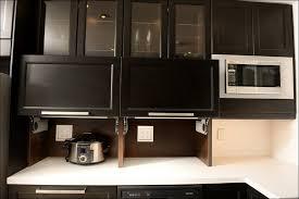 Kitchen Appliance Cabinets 100 Kitchen Cabinet Appliance Garage Roll Up Door Corner