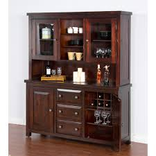 Sunny Design Furniture Sunny Designs Vineyard Buffet With Hutch Walmart Com