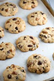 white chocolate cherry pecan cookies recipe jessica gavin