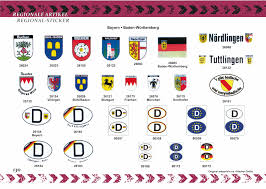 Wappen Baden Aufkleber Wappen München 60 X 45 Mm Schneller Versand