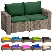2 Seater Outdoor Sofa Replacement Cushions For Garden Furniture U2013 Exhort Me