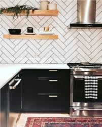 Impressive Design Ideas 4 Vintage Impressive White Subway Ceramic Wall Kitchen Backsplash Ideas With