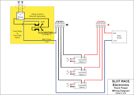 ac wiring tracks wiring diagrams