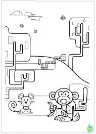 hd wallpapers wow wow wubbzy coloring pages to print