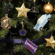 this harry potter themed tree is magic martha