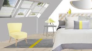 deco chambre jaune et gris best chambre a coucher gris et jaune images design trends 2017