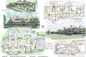 luxury mansion floor plans mansion floor plans model 3 house scottish modern with pools