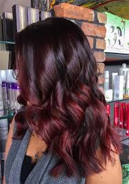 hair cor for 66 year old women best 25 red burgundy hair color ideas on pinterest burgundy red