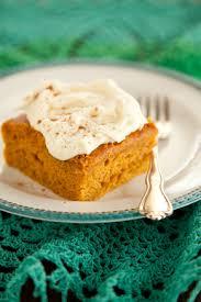 pumpkin bars paula deen