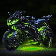 led strip lights for motorcycles xkglow underglow underglow remote control led rock light kit