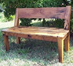 Indoor Wood Bench Plans Bench The Most Elegant And Also Attractive Rustic With Back Regard