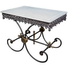 antique french butcher table french butcher table furniture pinterest butcher table