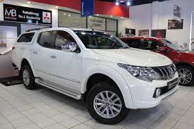 mitsubishi l200 used 2017 mitsubishi l200 warrior double cab di d for sale in west