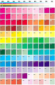 color swatches pantone color swatches sle of the 4 digit code pantone color