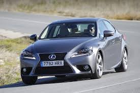 lexus is300h asc lexus is 300h hybrid drive la alternativa