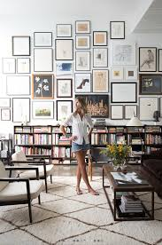 Beautiful Home Interiors A Gallery How To Create A Beautiful Gallery Wall The Style Files