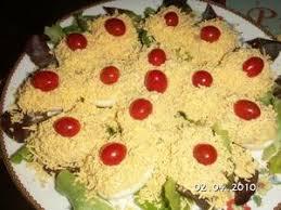 cuisiner crabe oeufs mimosa au crabe recette iterroir