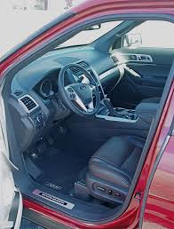 Ford Explorer Interior - awesome 2013 ford explorer xlt interior car images hd 2013 ford