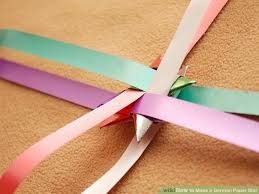 paper ribbon 4 ways to make a german paper wikihow