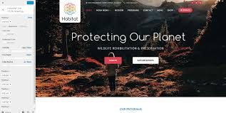 habitat non profit and charity theme by progressionstudios