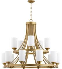 lighting stores in lancaster pa quorum 6207 15 80 lancaster 15 light 38 inch aged brass chandelier
