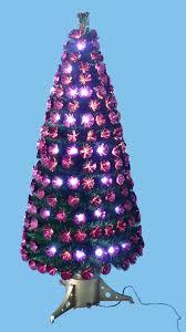 fiber optic christmas tree 7 christmas lights decoration