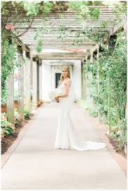 Dallas Botanical Gardens Wedding Chelsea Bridal Portraits At Dallas Arboretum Alba Photography