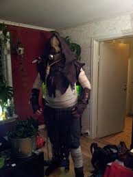 scarecrow halloween mask page 1 of comments at best scarecrow cosplay i u0027ve ever seen