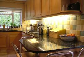 Under Cabinet Lighting Ideas Kitchen by Under Cabinet Lighting Options Designwalls Com