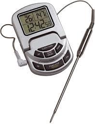 thermometre cuisine compatible induction thermomètre de cuisson à sonde électronique 0 c à 300 c